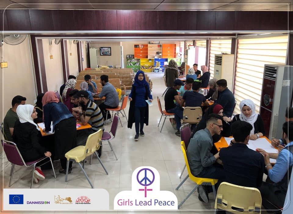 فريق Girles Lead Peace